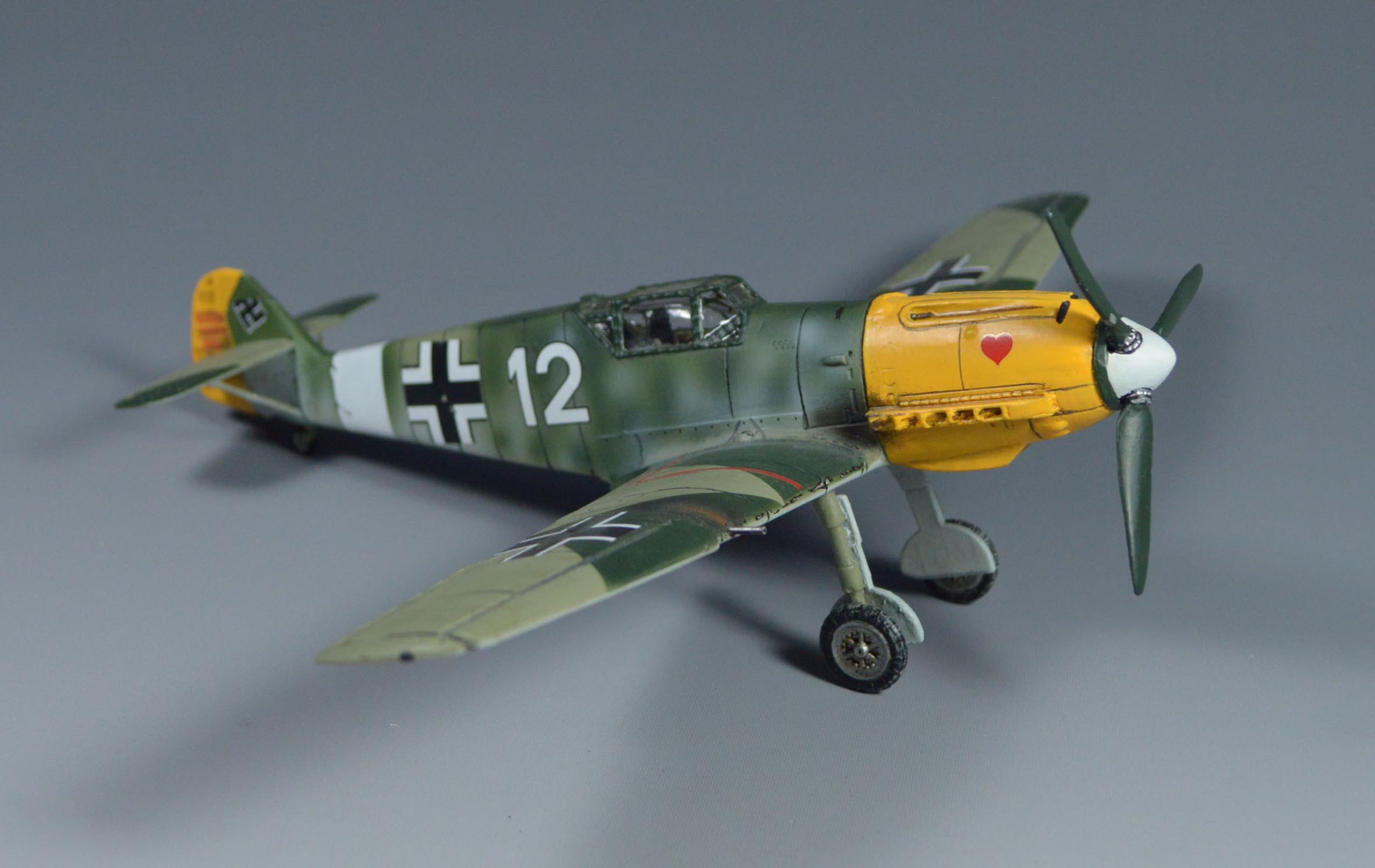 1/48 WW2 German BF109